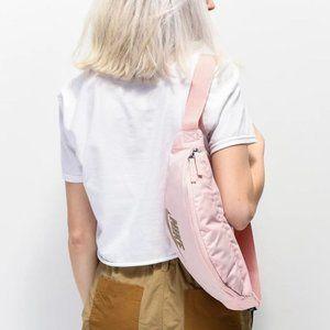 Nike Dusty Pink Heritage Fanny Pack Belt Bag
